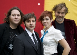 NIMBios Songwriter Kay Stanton with her band Casper and the Cookies